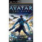 [開封済:訳あり商品] Avatar - アバター (海外北米版 PSP)