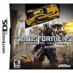 [開封済み訳あり商品・メール便不可] Transformers: Dark of the Moon Autobots with Toy (海外北米版 Nintendo DS)