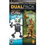 [訳あり商品] Daxter and Secret Agent Clank Dual Pack (PSP 海外輸入北米版ゲームソフト)
