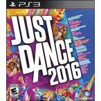 [訳あり商品] Just Dance 2016 - ジャスト ダンス 2016 (PS3 海外輸入北米版ゲームソフト)
