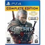 [訳あり商品] Witcher 3: Wild Hunt Complete Edition - ウィッチャー3 ワイルドハント コンプリート エディション(PS4 海外輸入北米版ゲームソフト)