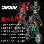 SHODO-X 仮面ライダー5 選べる食玩・ガム (仮面ライダーBLACK RX)