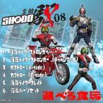 SHODO-X 仮面ライダー8 選べる食玩・ガム (仮面ライダーシリーズ)