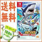 釣りスピリッツ Nintendo Switchバージョン -Switch 【早期購入特典】ゲームセンターに行くとお風呂ポスターがもらえる引換券付