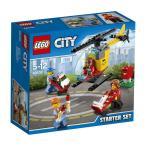 レゴ (LEGO) シティ 空港スタートセット 60100