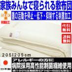 敷布団 敷き布団 ファミリーサイズ みんなで寝られる大きな敷き布団  アレルギーの方に ウォシュ敷き布団 クイーン、キング、ワイドダブルより大Es-O