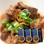 牛すじ肉の煮物 140g 3個セット 帝釈峡スコラ高原 牛すじ レトルト