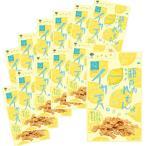 送料無料 瀬戸内れもん味 イカ天 12袋(1袋80g×12) いか天 おつまみ 駄菓子