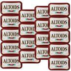 送料無料 ALTOIDS アルトイズ ミントタブレット シナモン 50g×18個セット