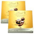 リンツ スイス ラグジュアリー セレクション 145g GIFT 2点セット クール便 チョコ 送料無料 クール便 チョコレートギフト