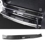 ランドクルーザープラド150系 アクセサリー カスタム パーツ PRADO ラゲッジステッププロテクター リヤバンパーガード FB019