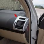 ランドクルーザープラド150系 アクセサリー カスタム パーツ PRADO エアコン吹き出し口ガーニッシュ FB100