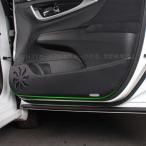マークX130系 アクセサリー カスタム パーツ トヨタ MARK X 用品 合皮ドアマットプロテクター FM109