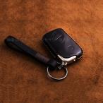 アクセサリー カスタム パーツ 内装 LEXUS レクサス 用品 レザースマートキホルダー スマートキーカバー レザーキーケース PY024