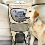 カー用品 ドライブ必需品 犬用品 猫用品 安全 アウトドア 車中柵 カーバリアー カーパーティション ペットフェンス TC008
