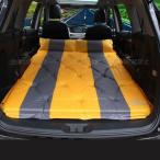 スペースクッション バブルマット 車中泊マット エア-ベッド カー用品 寝具 車中泊 長距離 渋滞 快適空間 仮眠  TD020