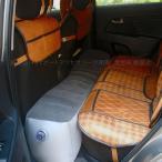 スペースクッション バブルマット 車中泊マット エア-ベッド カー用品 寝具 車中泊 長距離 渋滞 快適空間 仮眠  TD021
