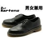 ドクターマーチン ベガン 1461 男女兼用 DR.MARTENS VEGAN 1461 3ホール ブーツ ブラック メンズ レディース プレーントゥ (10330158)