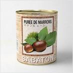 マロンピューレ 870g缶 サバトン