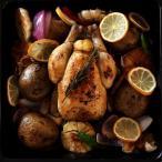 丸鶏 ローストチキン 丸ごと一羽 今だけもう一羽おまけ 450g×2羽  旨鶏プーサン 雛鳥