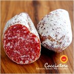 サラミ カチャトーレサラミ 20日間熟成 イタリア産 レボーニ社製 180g