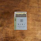 hibi ヒビ 10MINUTES AROMA レギュラーボックス 8本入 お香 神戸マッチ