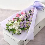 日比谷花壇 お供え ボックスフラワー 花はるか