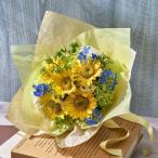 メロディーボックス花束「ウィンターハッピーバースデー」日比谷花壇 ギフト プレゼント 誕生日 記念日