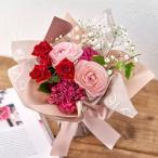 花束 そのまま飾れるブーケ「2月に贈る花言葉」 日比谷花壇 誕生日 記念日 結婚祝い 結婚記念日 送別祝 退職祝 バレンタイン