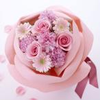 日比谷花壇 バラの形の花束 ペタロ・ローザ「フェミニンピンク」