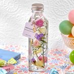 ハーバリウム Healing Bottle Heart「Sweet Rabbit」 日比谷花壇