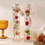 ハーバリウム Healing Bottle Thanks with Flowers  2本セット  沖縄届不可  日比谷花壇