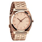 NIXON THE TIME TELLER ニクソン タイム テラー ALL ROSE GOLD[正規販売店]*送料無料*