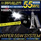 純正HID ヘッドライト ハイワッテージキット トヨタ 純正HIDを55W化 HIDバルブ D4S 55W ハイワッテージ仕様 HIDキット