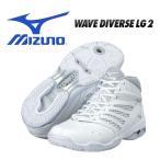 ミズノ Mizuno フィットネスシューズ WAVE DIVERSE LG 2 ウエーブ ダイバース 5KE100 メンズ レディース