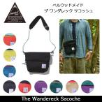【メール便対応】 BELLWOODMADE ベルウッドメイド The Wandereck Sacoche(ザ ワンダレック サコッシュ)