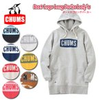 ch18-0607 【CHUMS/チャムス】ボートロゴロングパーカー/Boat Logo Long Parka Lady's/CH18-0607/正規品 レディス