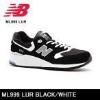 ニューバランス new balance  スニーカー  ML999 LUR BLACK/WHITE メンズ レディース 日本正規品 【靴】