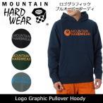 MOUNTAIN HARDWEAR / マウンテンハードウェア ロゴグラフィックプルオーバーフーディ OM6822 【服】 スウェット パーカ