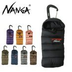 NANGA ナンガ Mini sleeping bag phone case ミニスリーピングバッグフォンケース 【携帯ケース/スマホ/寝袋/シュラフ/アウトドア】【メール便・代引不可】