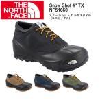 ショッピングノースフェイス ノースフェイス THE NORTH FACE 靴 スノー ショット 4 テキスタイル(ユニセックス) Snow Shot 4'' TX NF51660 【NF-FOOT】