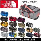 ショッピングノースフェイス ノースフェイス リュック THE NORTH FACE ダッフルバッグ /BCダッフルXS BC DUFFEL XS nm81555【NF-BAG】