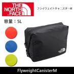 ノースフェイス THE NORTH FACE ポーチ フライウェイトキャニスターM  FlyweightCanisterM NM91601 【NF-BAG】旅行 トラベル 小物入れ