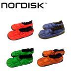 NORDISK ノルディスク ダウンシューズ リモネージュブルー L 109060 Limoges Blue L