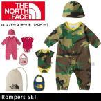 ショッピングNTB ノースフェイス THE NORTH FACE  ロンパースセット(ベビー) Rompers SET NTB11610