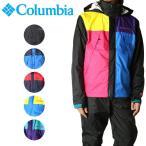 ショッピングコロンビア コロンビア Columbia レインスーツ シンプソンサンクチュアリレインスーツ Simpson Sanctuary Rainsuit PM0124 【服】レインコート 日本正規品 メンズ