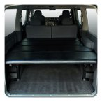 NV350 車中泊 キャラバン車中泊仕様 ベッドキット キャラバンパーツ 標準ボディGX専用 レザータイプ 40mmクッション 西濃運輸営業所止め商品