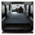 エブリィバン DA17V ベッドキット エブリイ車中泊 エブリィバン 車中泊 マット パンチカーペット仕様