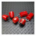 ハイエース200系2WD ローダウン用 バンプストップ 3点セット