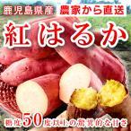[鹿児島産]紅はるか3kg 甘くて美味しいホクホクさつまいも【産地直送品】【送料無料】